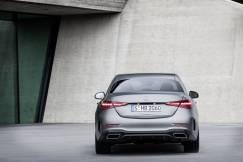 Mercedes klasy C 2021 (2)