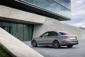 Mercedes klasy C 2021 (5)