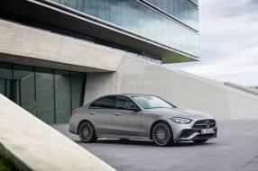 Mercedes klasy C 2021 (6)
