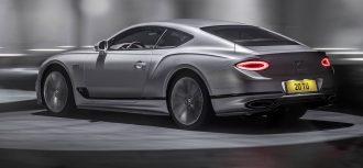 Bentley Continental GT Speed 2022 (4)
