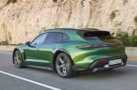 Porsche Taycan Cross Turismo 2021 (12)