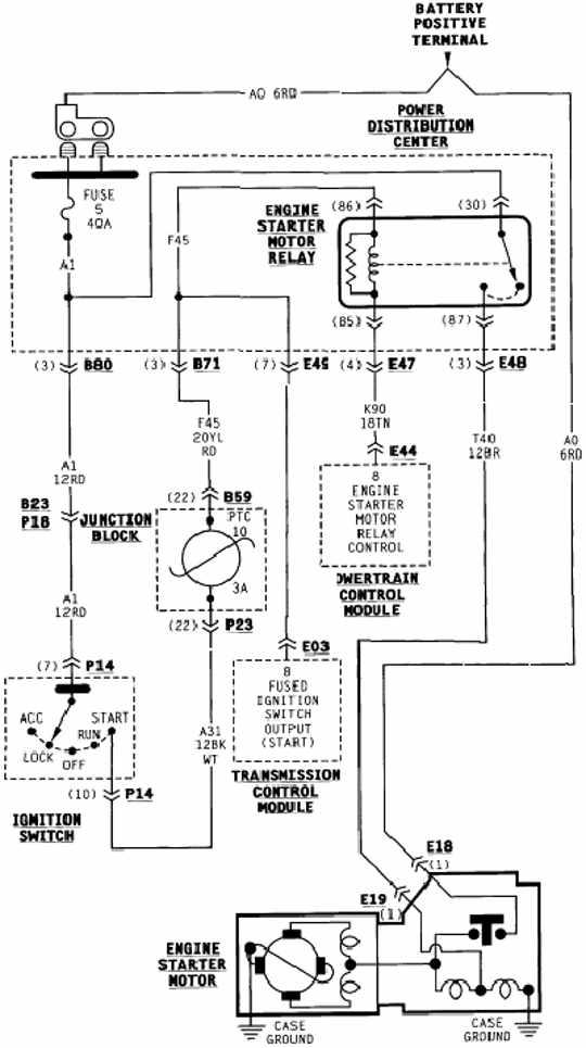 2007 Dodge Caravan Headlight Wiring Diagram Wiring Diagram – Dodge Caravan Headlight Wiring Diagram