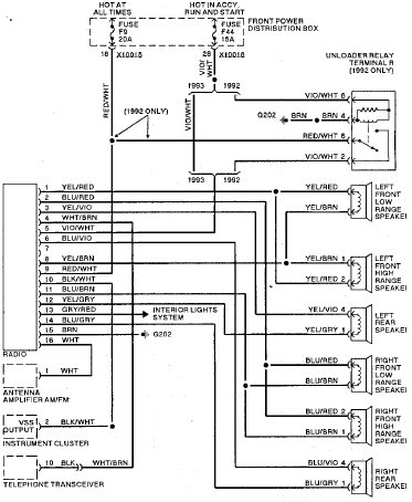 2006 Dodge Charger Audio Wiring Diagram - Somurich.com