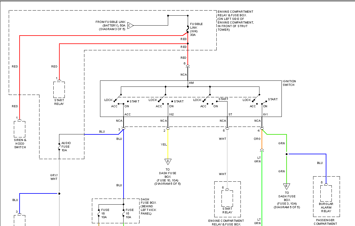 International Radio Wiring Diagram. International Headlight ...