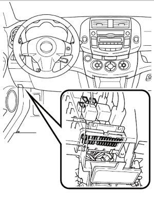 2005 TOYOTA AVALON FUSE BOX DIAGRAM  Auto Electrical
