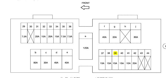 04 xterra fuse box diagram wiring data