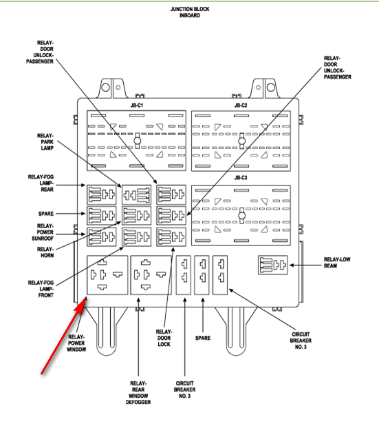 2006 jeep liberty fuse box diagram ZEwJavl 2006 jeep liberty trailer wiring diagram tamahuproject org 2003 jeep liberty trailer wiring diagram at reclaimingppi.co