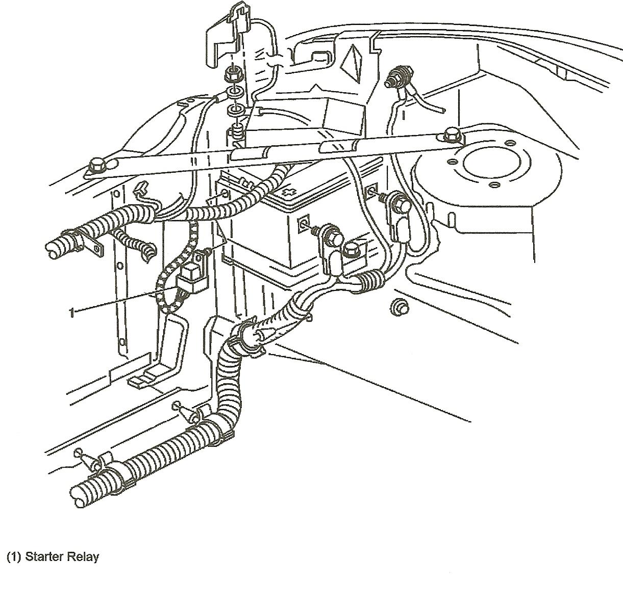 Pontiac Aztek Engine Diagram