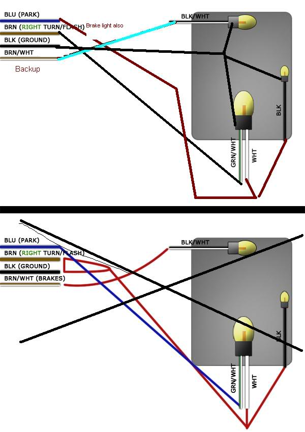 Audi A3 Tail Light Wiring - Wiring Schematic Database