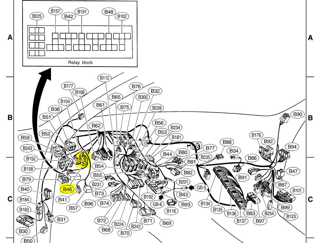 2005 Subaru Legacy Wiring Diagram Starter ~ Wiring Diagram And Schematics