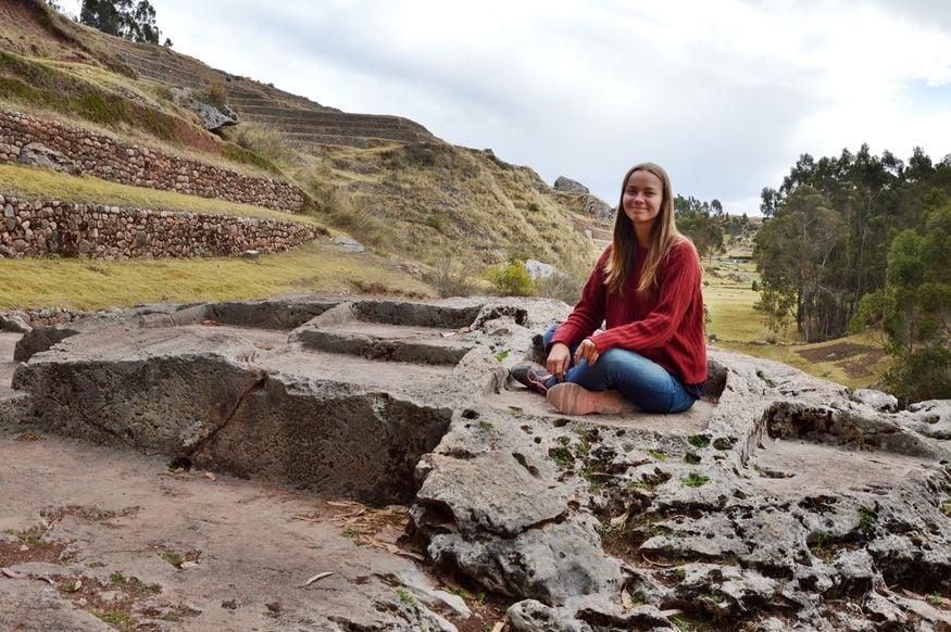 Чинкана священные камни инков