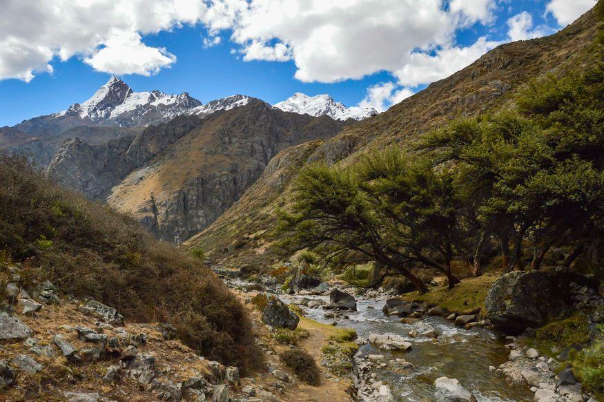 Долина Huayllapa