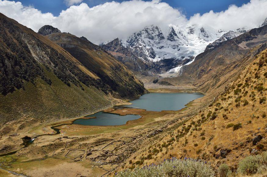 Озеро Jahuacocha