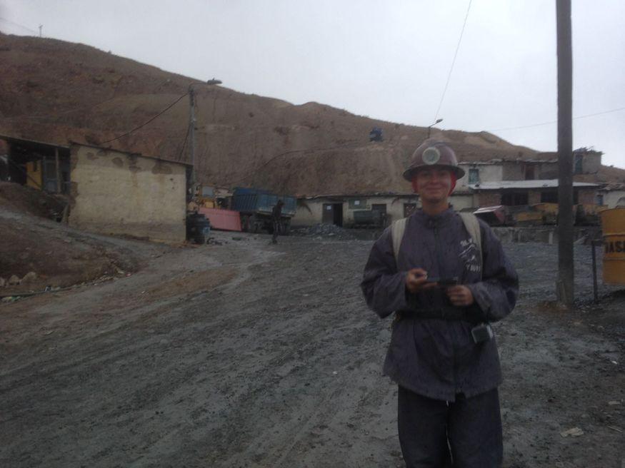 Экскурсия в шахты
