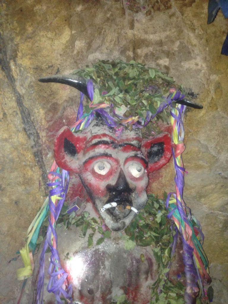 Божество в Боливии