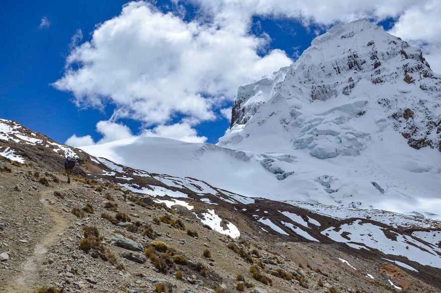 Перевал Trapecio Huayhuash