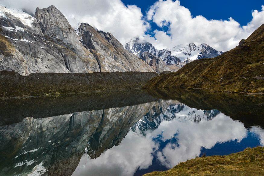 Гора Сиула Перу