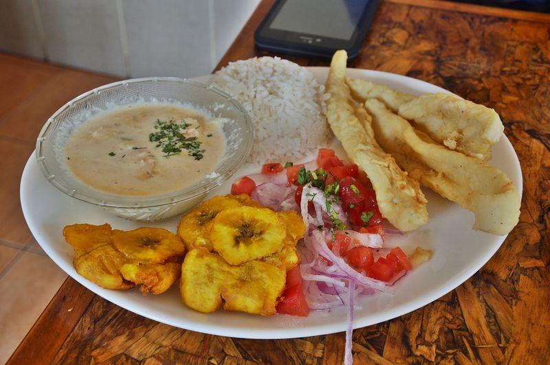 Кухня Эквадора