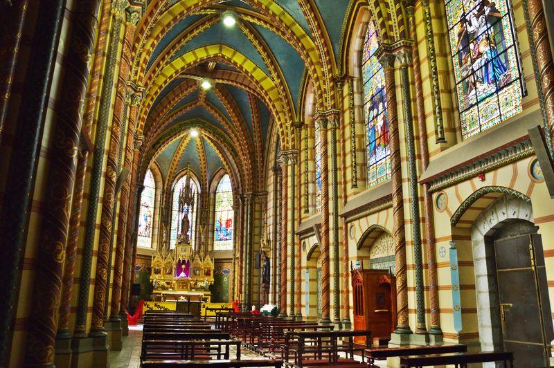 Базилика в столице Эквадора