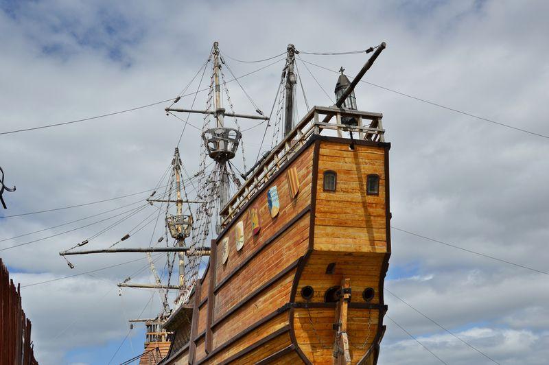 музей кораблей в Чили