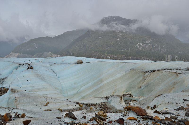 Ледник Эксплорадорес