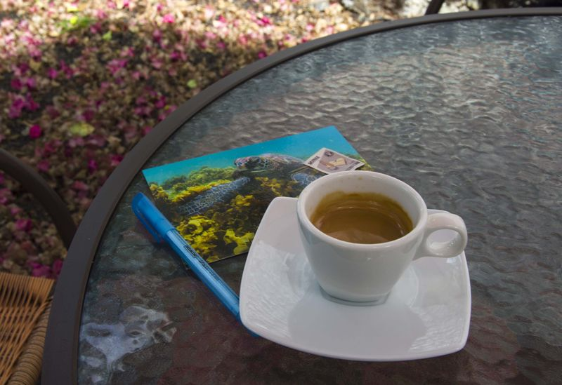 Галапагосский кофе