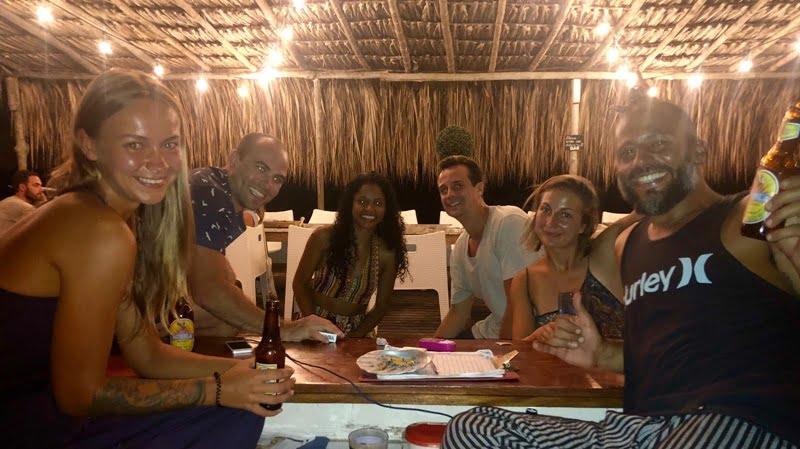 Вечеринка на острове