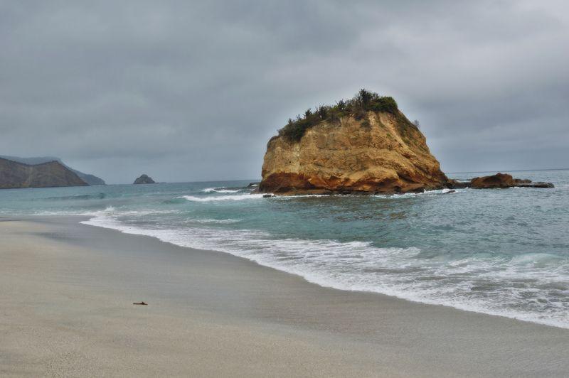 Пляж Los Frailes