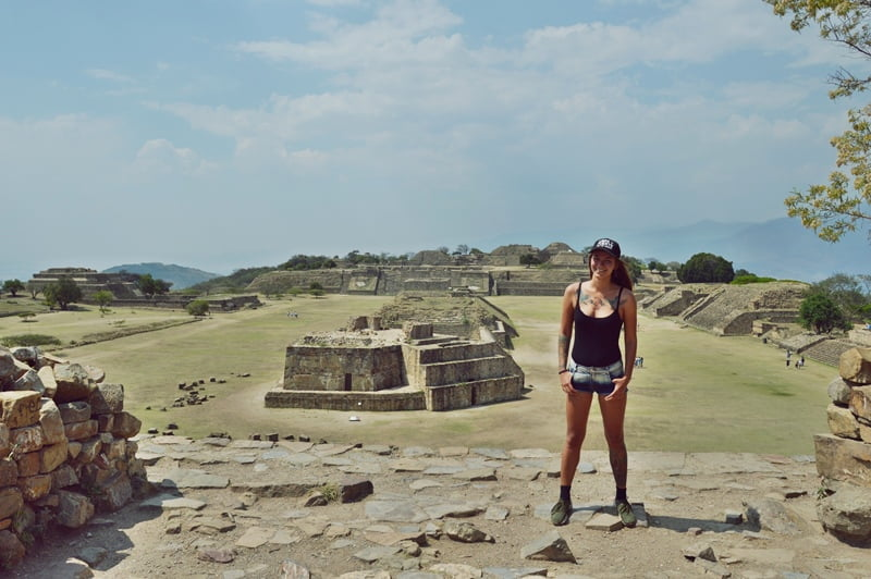 Руины в Мексике