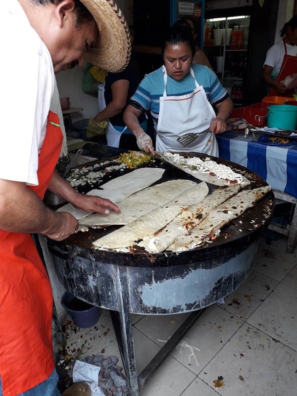 Мачете мексиканскяа кухня