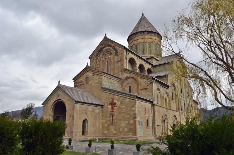 грузия достопримечательность