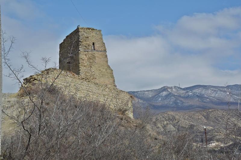Средневековое укрепление