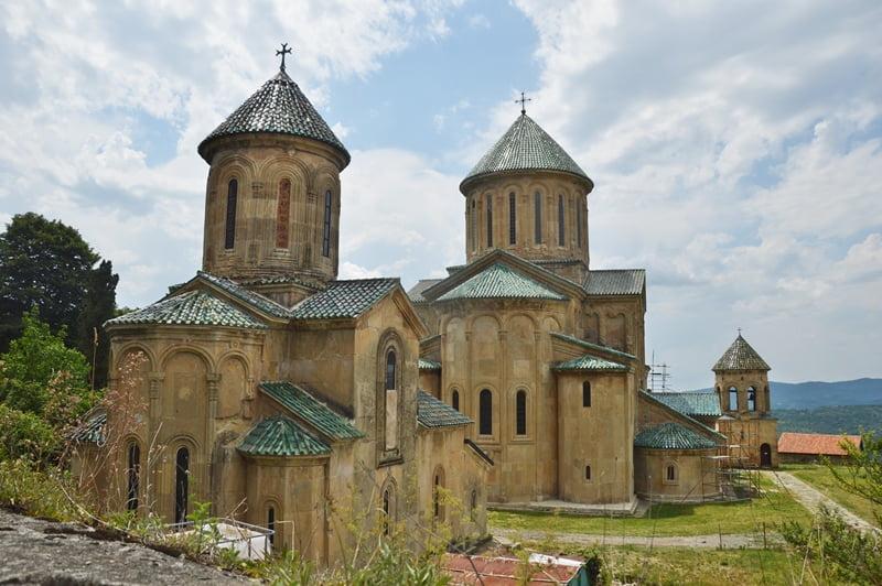 Храм Рождества Пресвятой Богородицы в Гелати