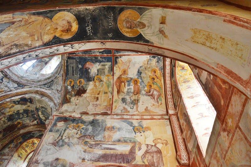роспись храма георгия гелати