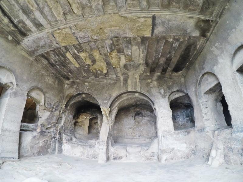 Зал царицы Тамары Уплисцихе