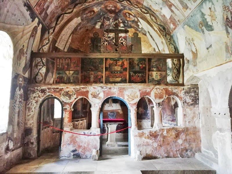 Гелатский монастырь - придел