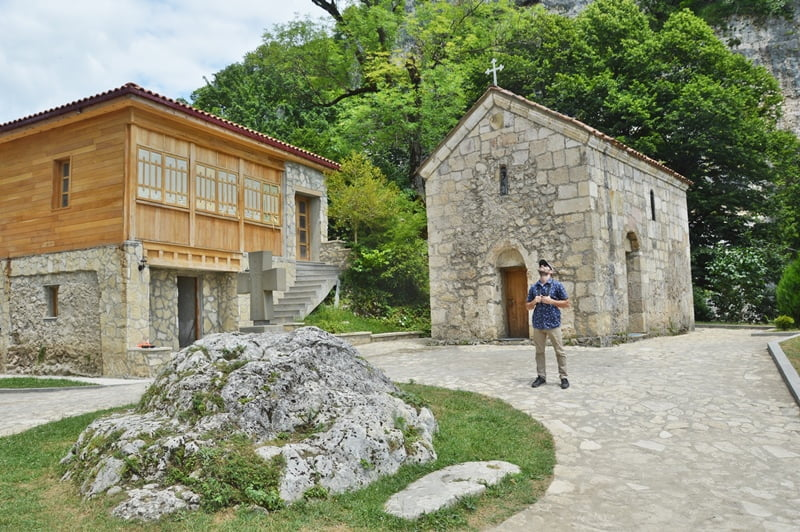 Монастырь Кацхи