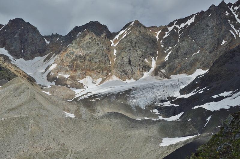 Фотография гор