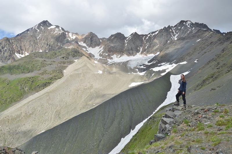 Поход на хребет Чхути