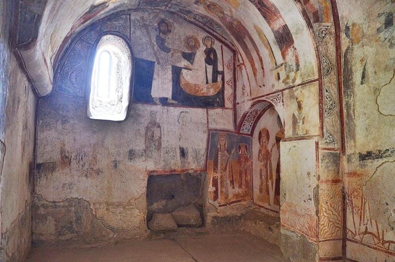 роспись храма кутаиси гелати