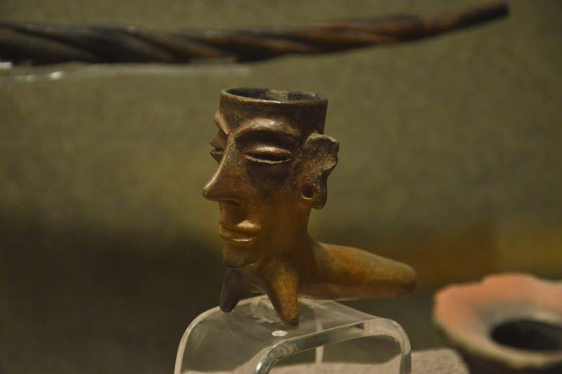 зал тарасков музей антропологии в Мехико
