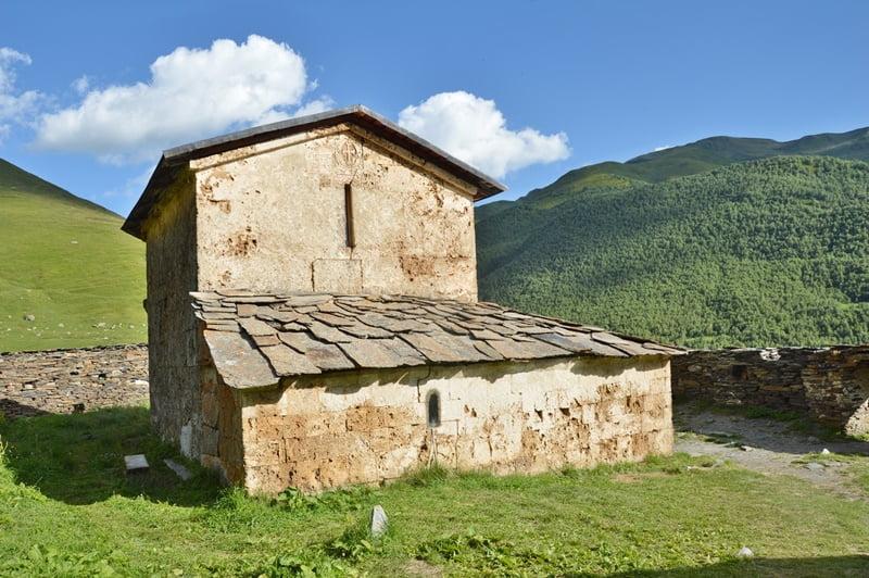 Church ushguli