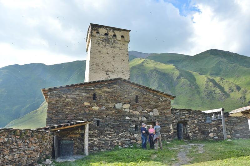 Ламария церковь
