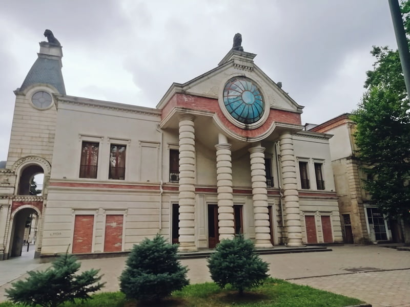 Архитектура Кутаиси