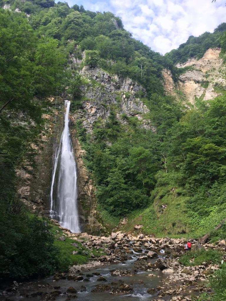 Водопад Ониоре