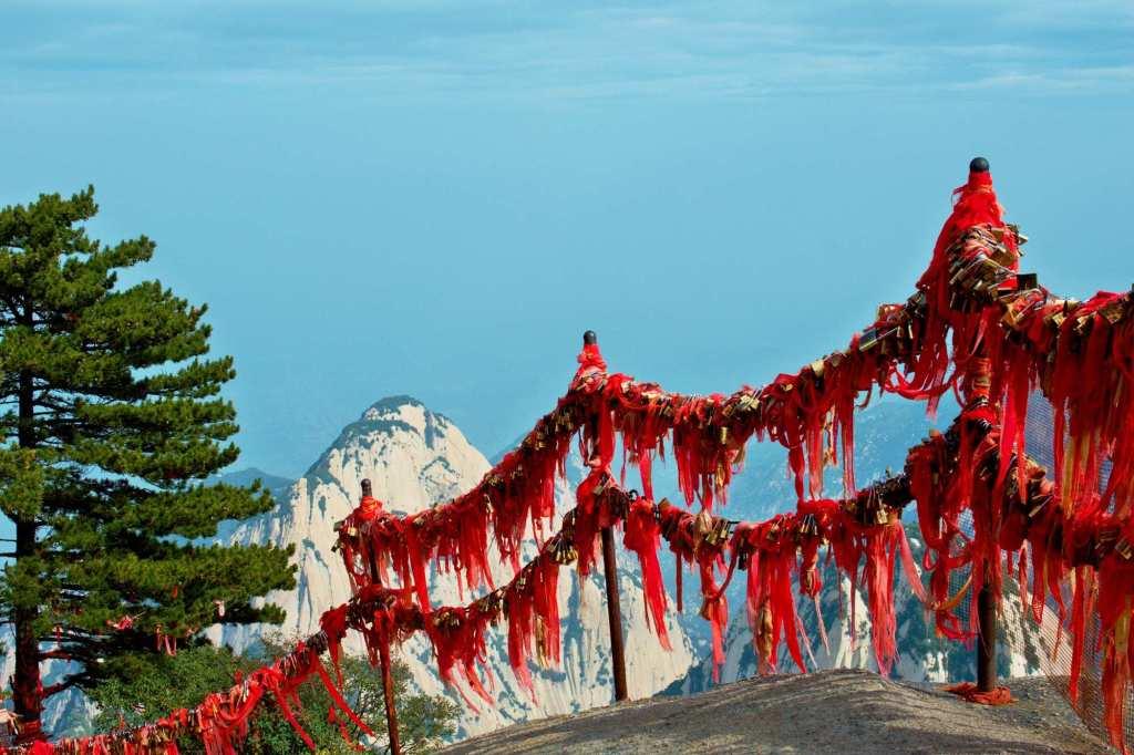 Религия китая - ленточки с желаниями