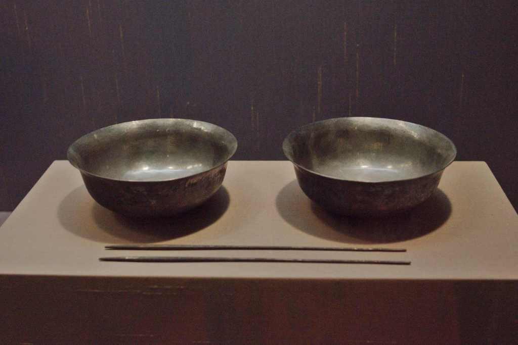 Китайские палочки бронзовый век