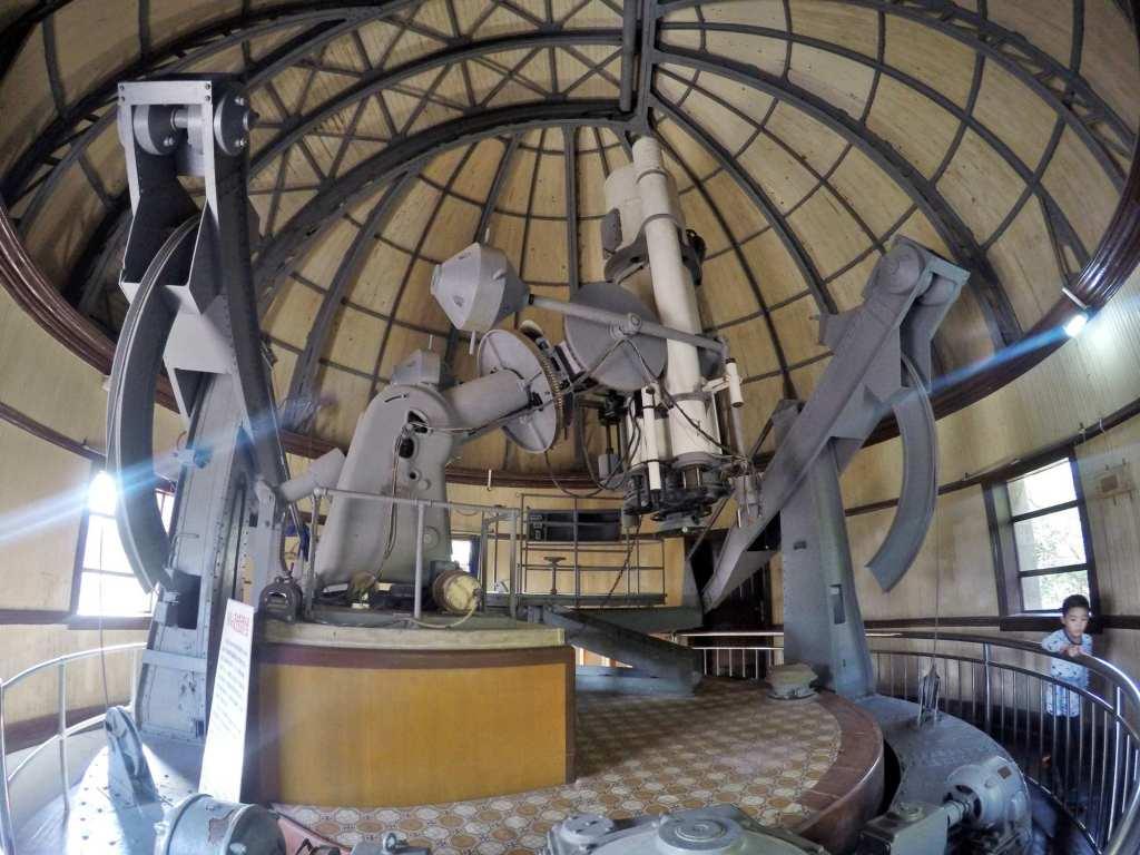 Здание старинной обсерватории
