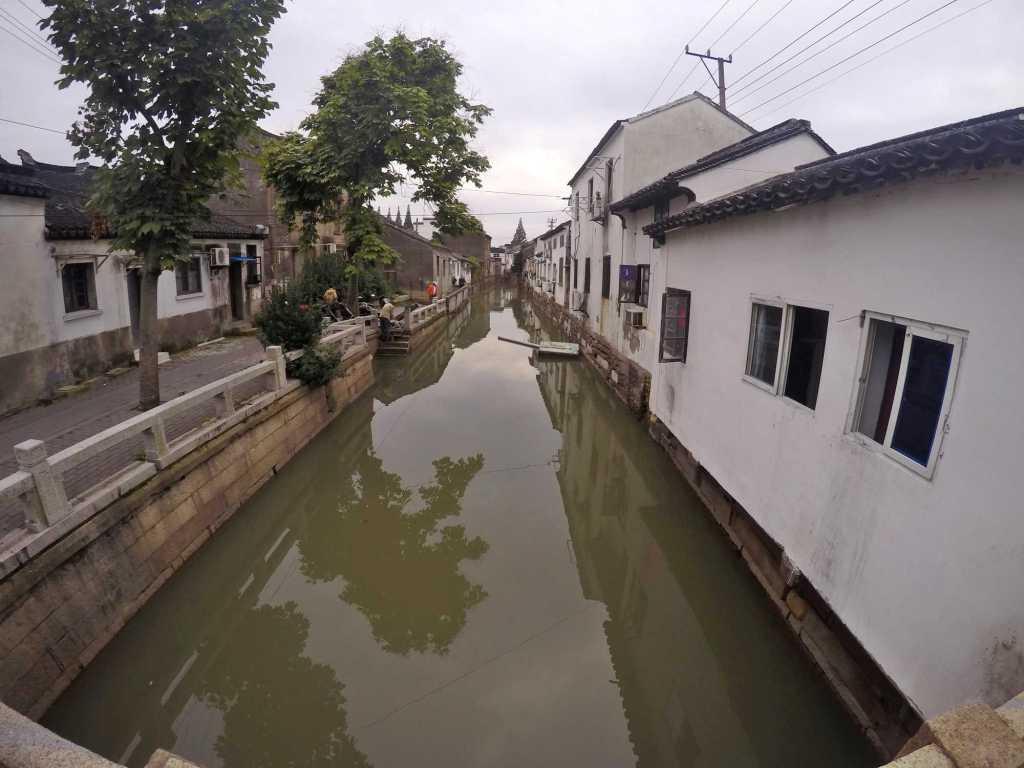 Город на реке