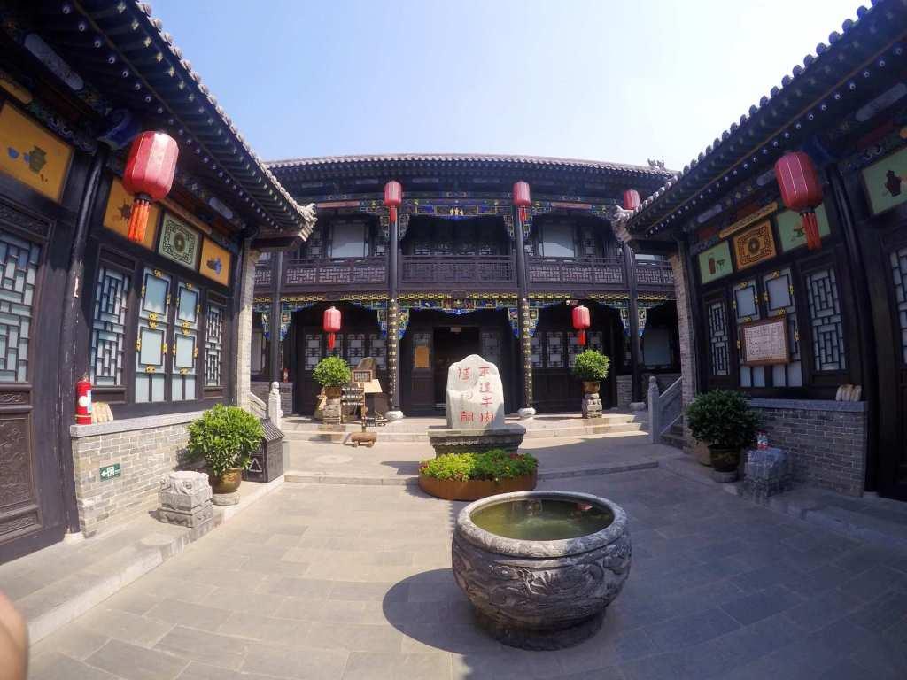Архитектура императоров Мин